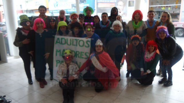El 7 de octubre los adultos mayores tendrán su Fiesta de Disfraces