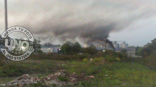 No cesan las quemas en la zona este de Paraná