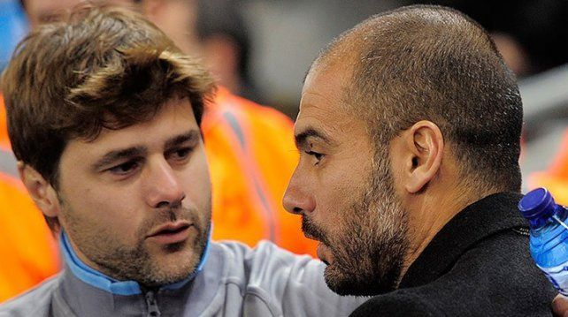 Guardiola se rindió a los pies de un técnico argentino