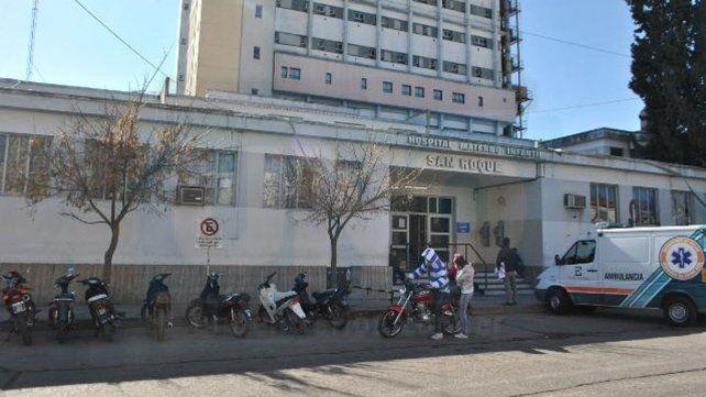 Hospital San Roque.
