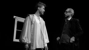 Actúan Juan Pablo Amarillo y Horacio Lapunzina