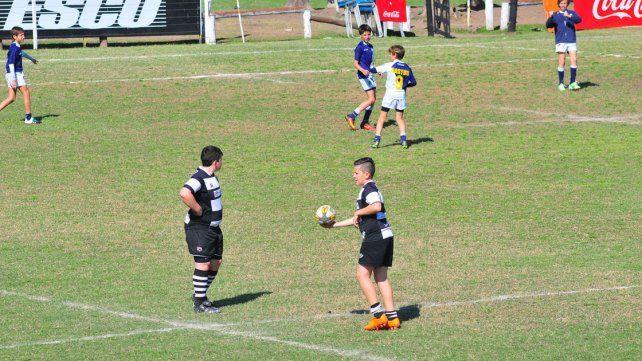 Torneo de rugby infantil M12