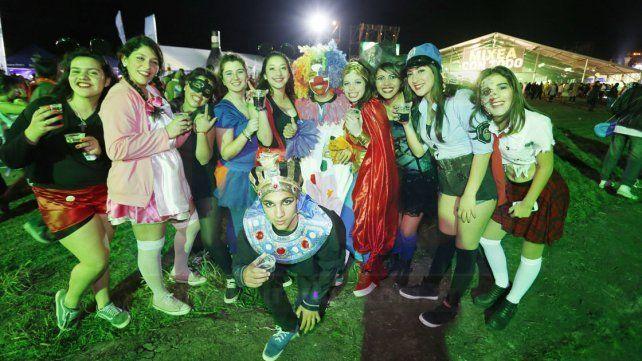 La Municipalidad habilitará 50 puestos de venta ambulante para la Fiesta de Disfraces