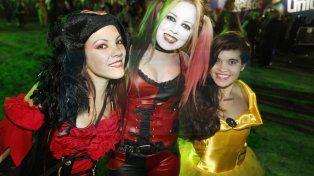 La Fiesta de Disfraces ya se palpita en Paraná