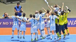 Argentina  campeón mundial de futsal