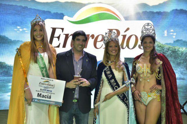 Entre Ríos presente en la Feria Internacional de Turismo