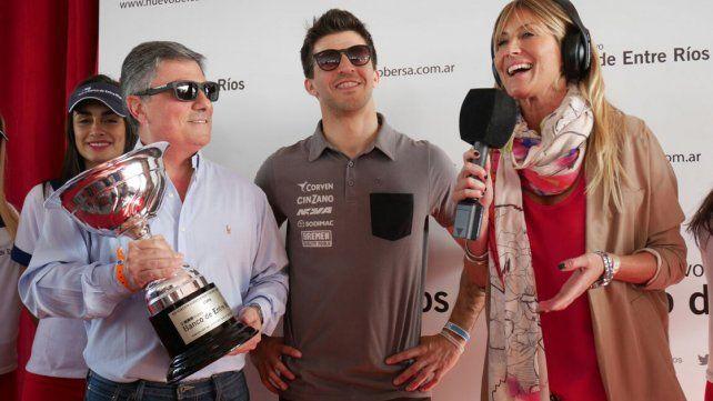 Rossi hizo la pole en Concepción y se quedó con la Copa Nuevo Banco de Entre Ríos
