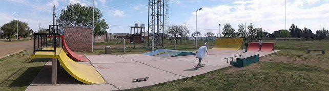 Skatepark de San Salvador