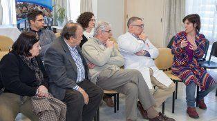 Nación y provincia evaluaron los sistemas de registro sobre cáncer en Entre Ríos