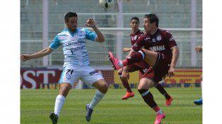 Belgrano de Córdoba y Lanús empataron en un gol en Córdoba