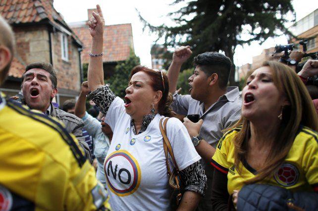 Colombia: ganó el No y se cayó el acuerdo de paz con las FARC