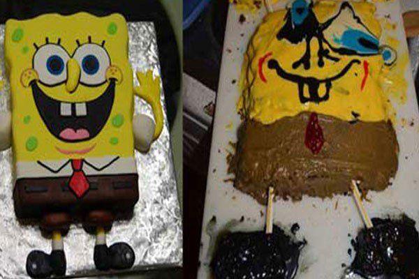 Tortas que pueden arruinar cualquier infancia