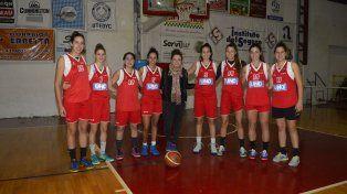 El equipo de Paraná estará participando en dos semanas del arranque del torneo nacional.