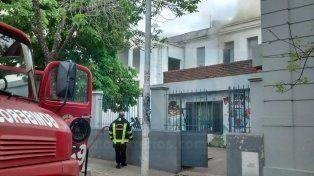 Incendio de la escuela Rivadavia: El Jefe de Bomberos descartó desperfecto en el cableado