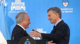 Macri: El camino para integrarnos al mundo es el Mercosur