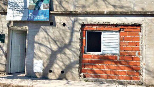Obra. En Concepción se trabaja a pleno para la sede de ATSA.