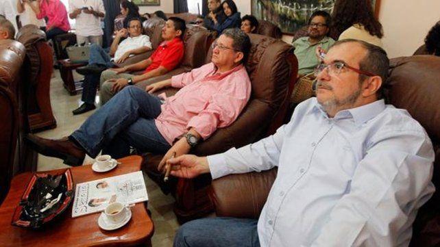Qué dijo el jefe de las FARC tras la caída del acuerdo de paz