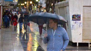 Renovaron el alerta por tormentas fuertes para Entre Ríos