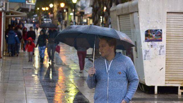 Alerta por lluvia y tormentas intensas para Entre Ríos