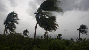 El huracán Matthew, azota el Caribe