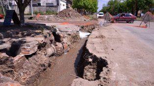 Habrá un corte de agua por reparación de un caño roto en calle Don Bosco