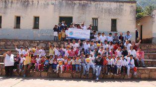 Todo listo para el Encuentro Global de Fútbol Comunitario Rural