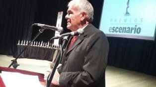 El músico Nicolás Fáes Micheloud ganó el Premio Escenario de Oro 2016