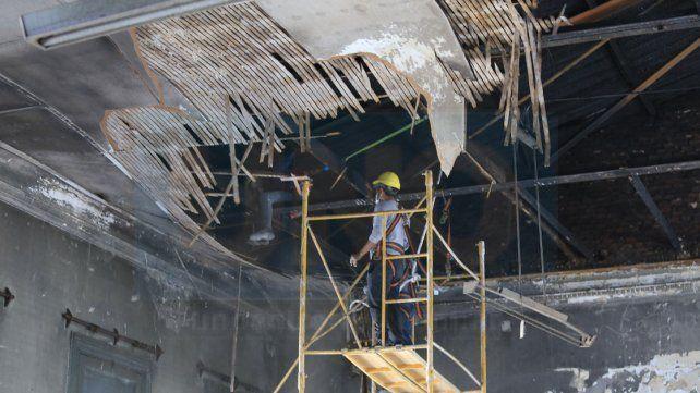 Incendio: bomberos descartan que haya sido un cortocircuito