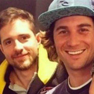 Mauro Giallombardo y Juan Bautista De Benedictis.