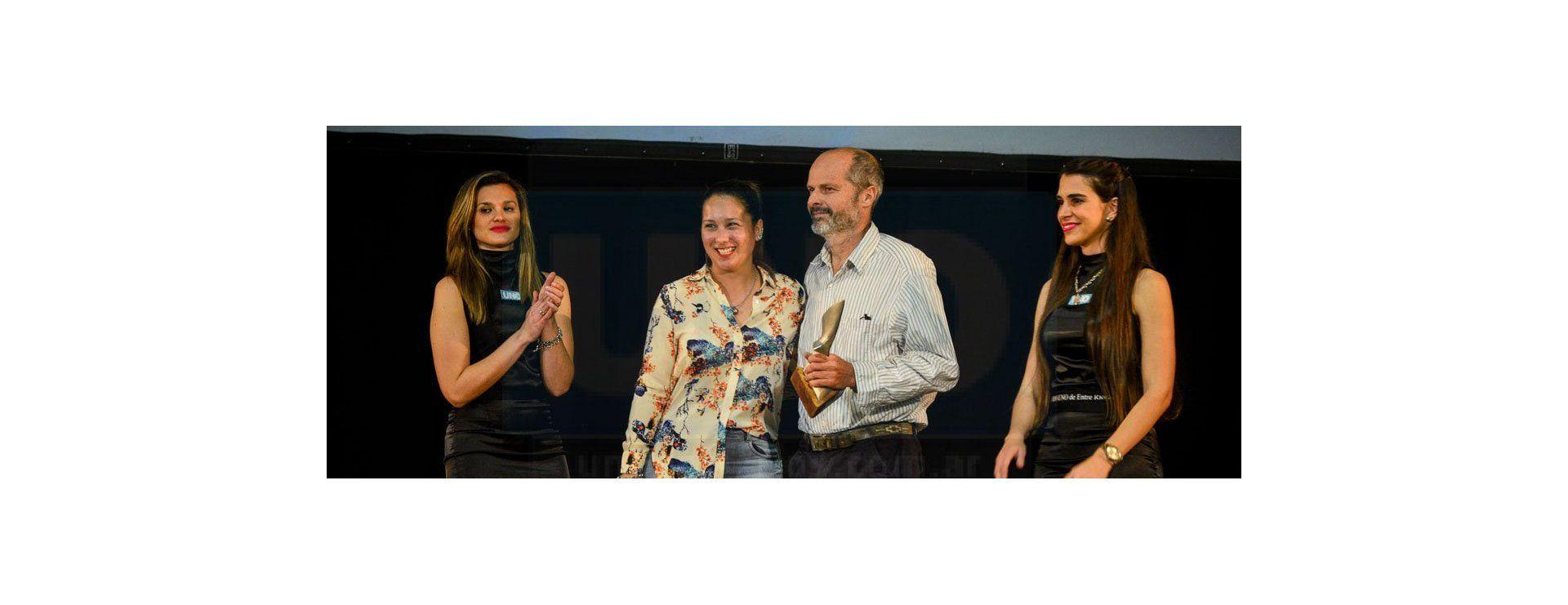 Todo el color de la 12ª entrega del Premio Escenario de Diario UNO de Entre Ríos