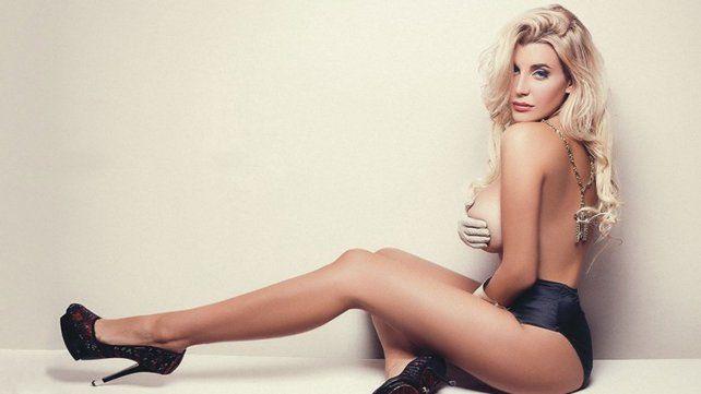Las fantasías sexuales de Charlotte Caniggia