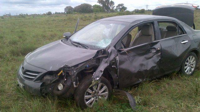 Una joven de Gualeguaychú murió tras accidentarse en la ruta