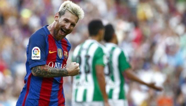 Messi incluiría una cláusula para jugar en Newells