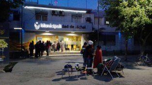 Tomaron el municipio de Jáchal y reclaman el cierre de Barrick Gold