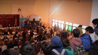 El Concejo Deliberante sesionó en el barrio Lomas del Mirador