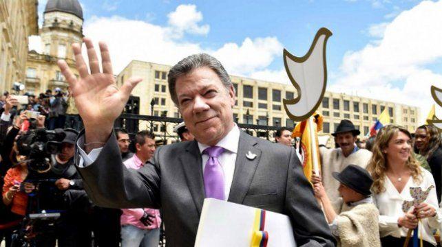 Juan Manuel Santos es el Nobel de la Paz 2016