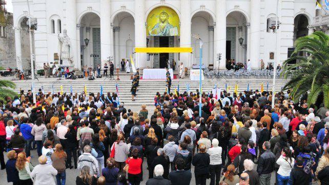 Patronal. Las principales actividades litúrgicas se realizarán en horas de la tarde.