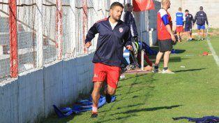 Mauro Pajón capitalizó las dos semanas de receso para ponerse a punto desde lo físico.