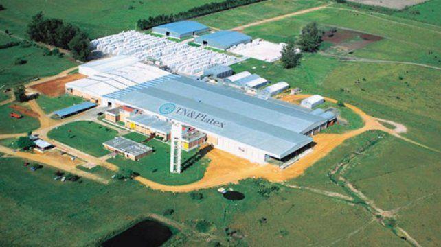 Tras cerrar una planta, la mayor textil argentina ahora redujo 40% su producción
