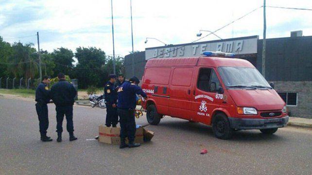 Un niño de 6 años murió arrollado por un colectivo