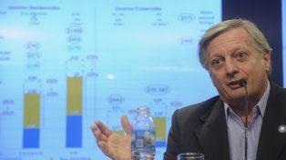 Aranguren anunció las nuevas tarifas de gas y confirmó las excepciones