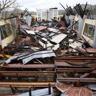 el paso del huracan matthew dejo mas de 800 muertos en haiti