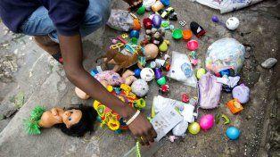 El paso del huracán Matthew dejó más de 800 muertos en Haití