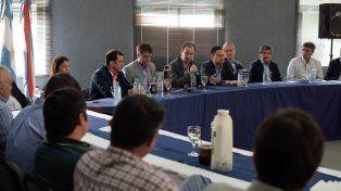Bordet anunció un programa de desarrollo foresto industrial