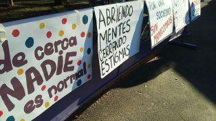 Paraná se sumó a la movida nacional en defensa de la ley de Salud Mental