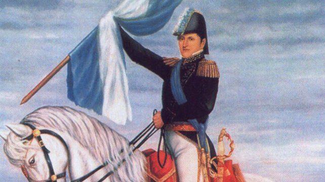 Época. La crónica es esquiva al momento de nombrar a las personas que participaron en el rescate de la reliquia que era la Bandera de Belgrano.