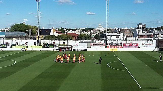 Atlético Paraná derrotó al Funebrero