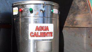 Agua Caliente para todos