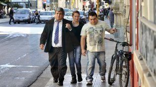 El hijo de Gonzalo Caudana fue condenado.