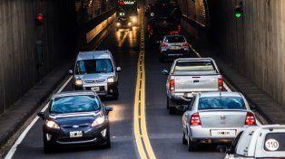 Ente Túnel Subfluvial recalcó la necesidad de conducir responsablemente
